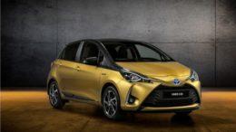 Toyota Yaris 20 edition