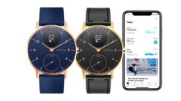 Withings Steel HR Rose GOld