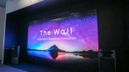 Samsung The Wall 293 i