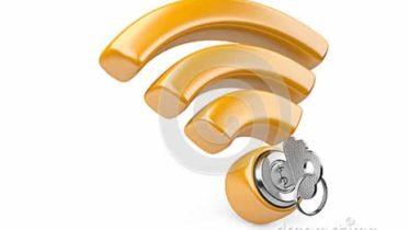 scegliere il codice WiFi